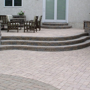 Hardscaping services so that you can invest in your back yard!