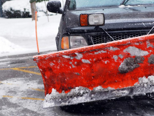 Need snow plowing? Give us a call today for our winter snow plowing special!